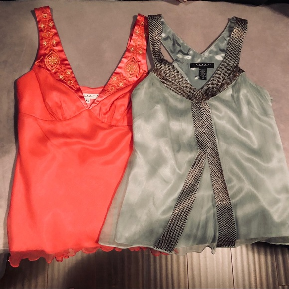 Laundry By Shelli Segal Tops - Laundry by Shelli Segal Tanks